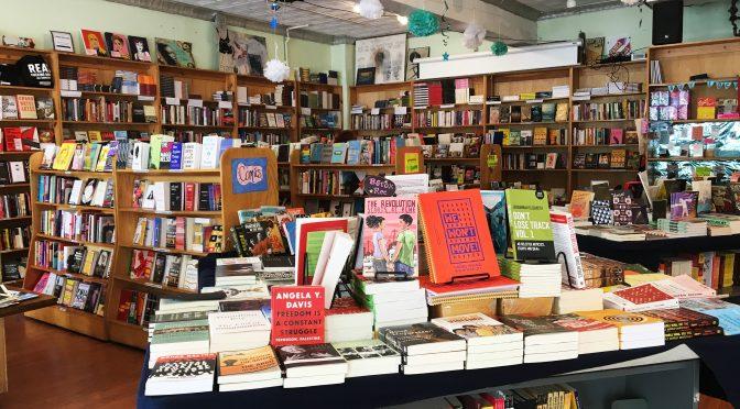 ニューヨークに行ってきました。100%ボランティア運営の書店って・・・?
