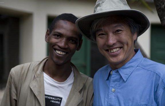 4/19(水)に「PASS THE BOOK」を開催します。 ゲストはNPO法人マラリア・ノーモア・ジャパン 水野達男さん。
