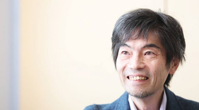 「フェロー制度」創設。 第一号に前DIAMONDハーバード・ビジネス・レビュー 編集長の岩佐文夫氏をお迎えします。